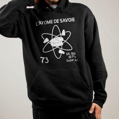 Sweat Savoie : L'atome de Savoie 73 homme noir