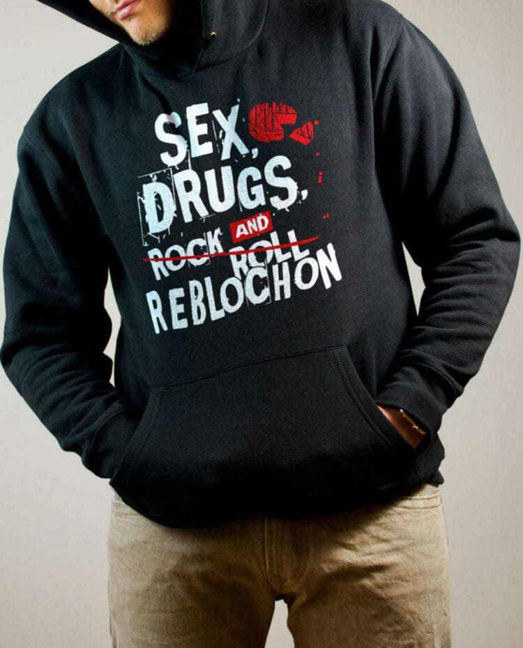 Sweat Savoie : Sex Drugs and Reblochon homme noir